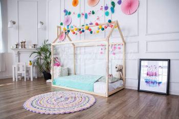 Camas infantiles Montessori ¿son buena idea?