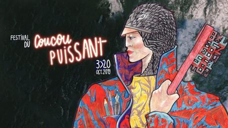 Expo de fotos en el Festival du Coucou Puissant, Bruselas
