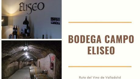 Ruta del vino de Valladolid: Bodega Campo Eliseo en La Seca