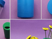ideas para centros mesas reciclaje