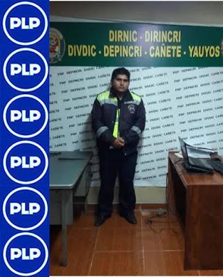 Cayo el primero???  POLICÍA DETIENE A INSPECTOR DE TRANSPORTE DE LA MPC...