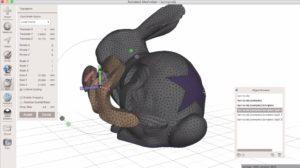 Descargar Autodesk Meshmixer gratis 3D Sculpting