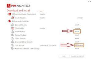 Arquitecto PDF 7 Descargar para Windows PC / Laptop