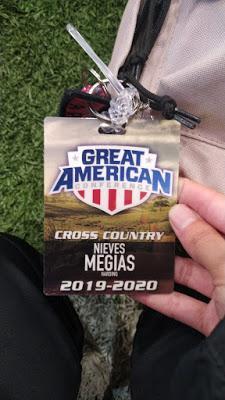 GAC CROSS COUNTRY CHAMPIONSHIP 2019