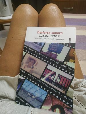 'DESIERTO SONORO', DE VALERIA LUISELLI