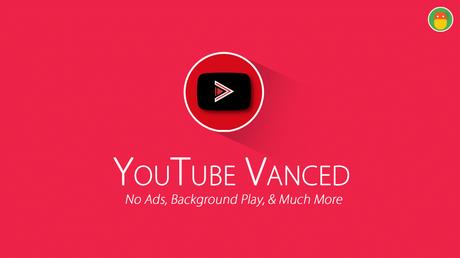 Descargar YouTube Vanced APK para Avanzado YouTube Caracteristicas