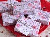 Jabones naturales para regalos Navidad.