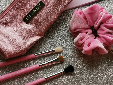 Set Passionately Pink de Sigma Beauty