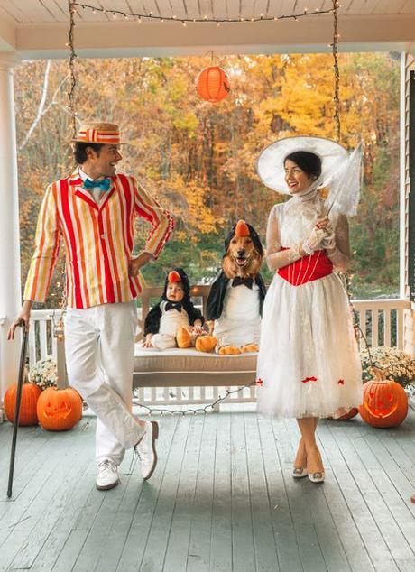 Disfraces en Pareja para Halloween