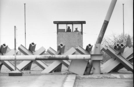 Recordando el Muro de Berlín.