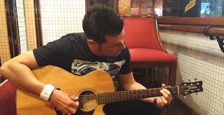 Miércoles de música con Dani Ramírez. El Chándal.