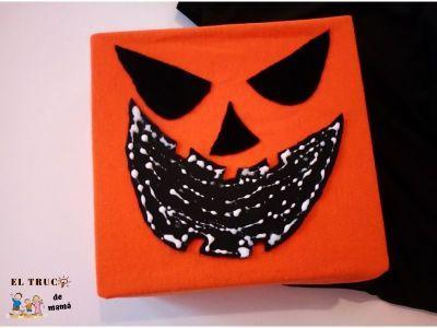 Bolsa Truco o Trato DIY para Halloween