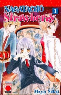 Nagatachô Strawberry, de Mayu Sakai