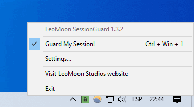 SessionGuard: Evite que su ordenador entre en modo suspensión o se reinicie