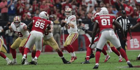 Pronóstico de apuestas NFL 2019 – Cardinals vs 49ers