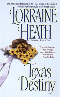 Texas destiny de Lorraine Heath