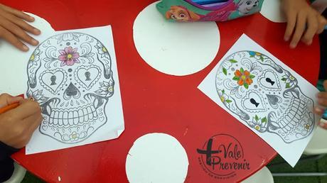 dibujos para pintar de halloween
