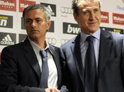 mano Mourinho, Zidane regresó Madrid