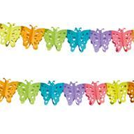 Decoración para una fiesta mariposa