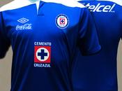 Ésta podría nueva camiseta Umbro Cruz Azul; temporada 2011-2012