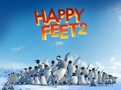 Animado teaser trailer de 'Happy Feet 2'