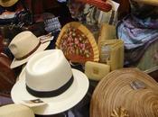 Sombrero Panamá escaparate Albiñana