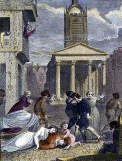 DIARIO DEL AÑO DE LA PESTE (1722), DE DANIEL DEFOE. UNA PLAGA BÍBLICA.