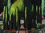 Santiago Rusiñol jardín