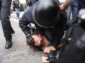 Brutalidad policial Plaça Catalunya