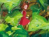 'Karigurashi Arrietty', última joya Ghibli, estrenará España Julio