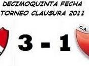 Independiente: Colón: (Fecha 14°)