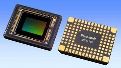 Nuevo sensor MOS de 14 megapíxeles de Panasonic