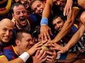 Barça logra octava Liga Campeones ante Ciudad Real (27-24) despedida Íker Romero