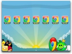 Desbloquear los Niveles de Angry Birds