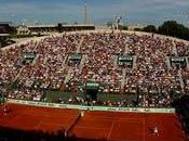 Roland Garros: Ferrer-Monfils, suspendido falta