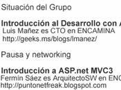 Reactivado grupo usuarios .NET