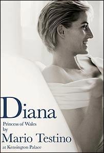 Diana, Princesa de Gales - Derechos reservados de Mario Testino.