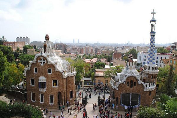 10 lugares para visitar en barcelona paperblog for Sitios donde casarse en barcelona