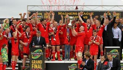MUNSTER CAMPEON DE LA MAGNERS LEAGUE