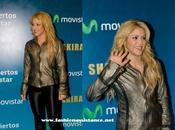 emocionante concierto Shakira Barcelona. Imágenes vídeo