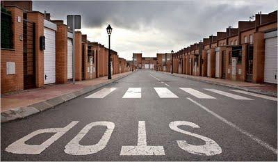 España se llena de pueblos fantasma: resultado  de la burbuja inmobiliaria
