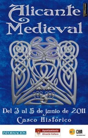 Alicante Medieval 2011 - Mercado Medieval de Alicante