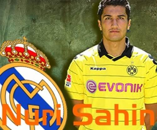 Nuri Sahin Real Madrid