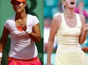 Roland Garros: Sharapova están semis
