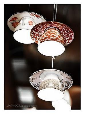 L mparas originales de cocina paperblog - Lamparas de techo originales ...