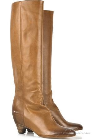 Maison Martin Margiela Knee-High Leather Boots Profile Photo