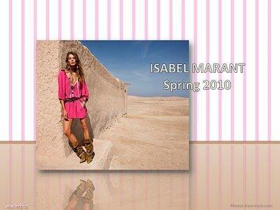 Isabel Marant Fuchsia Tunic Photograph
