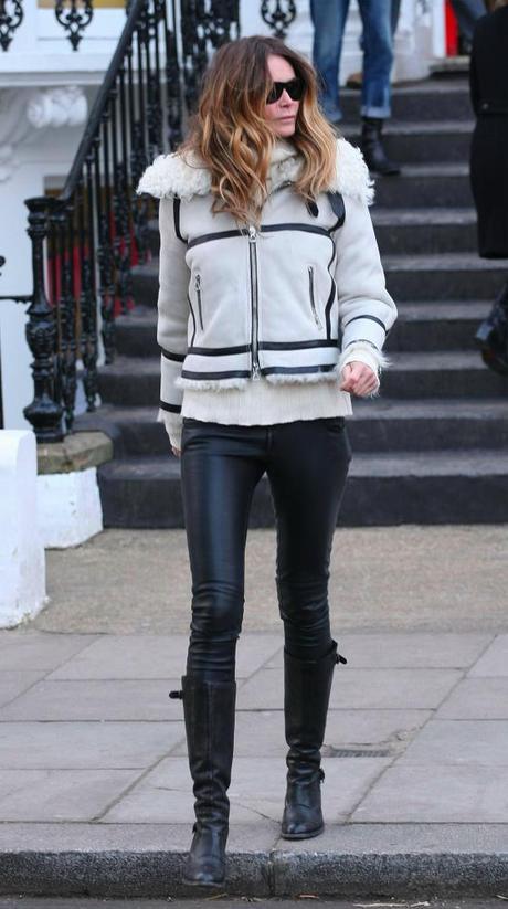 elle macpherson met jeans new school 2 Elle MacPherson in MET Jeans again