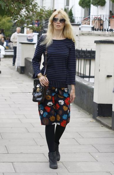Claudia Schiffer - Claudia Schiffer in Notting Hill