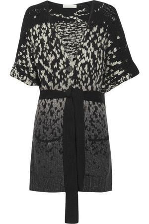 Stella McCartney Dégradé Wool & Silk-Blend Coat Profile Photo